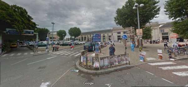 Location de véhicules Gare d'Avignon Centre