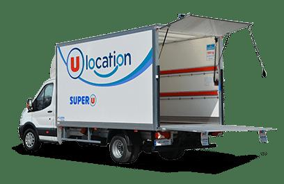 Super u location location v hicule super u en magasin - Location camion porte voiture super u ...