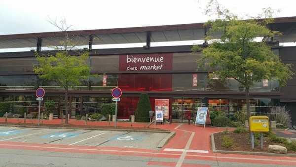 Location véhicule carrefour Market Saint-Denis-les-Bourg