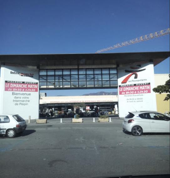 Location Intermarché Peipin