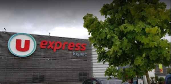 Location véhicules magasin U Rignac 12390