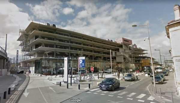 Location véhicules gare de bordeaux saint jean