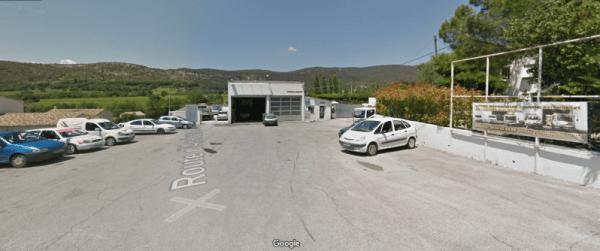 Location véhicule Garage Durand Boisset et Gaujac