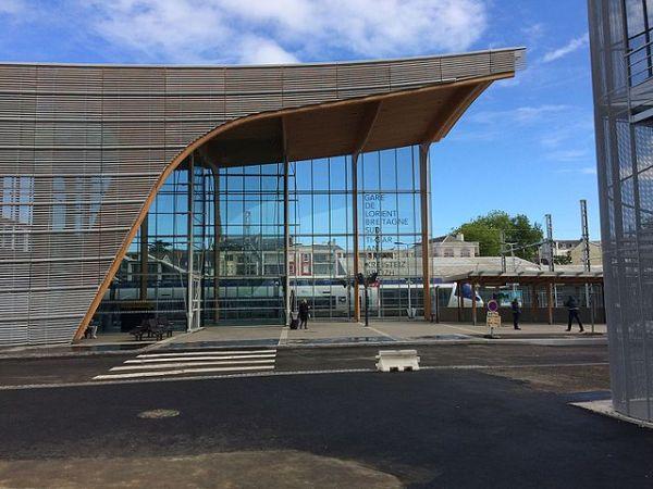 Location véhicules Gare de Lorient