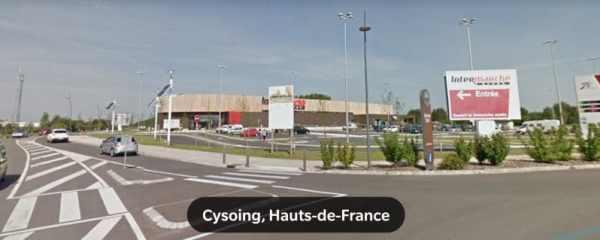Intermarché location à Cysoing