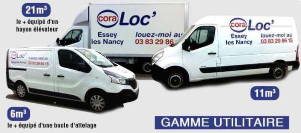 Location Camion Cora