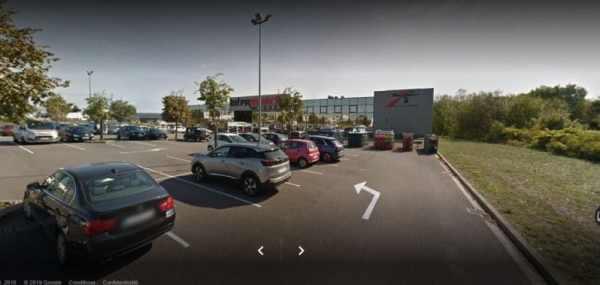 Intermarché Location Longwy