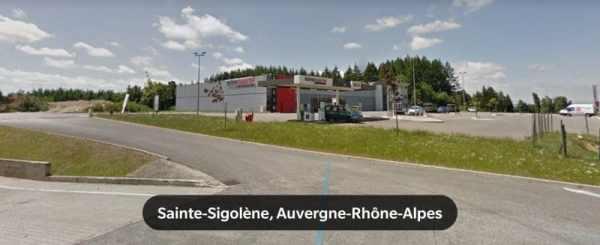 Intermarché location à Sainte Sigolène