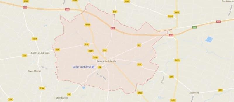 Location Voiture Camion Utilitaire à Beaune La Rolande 45340