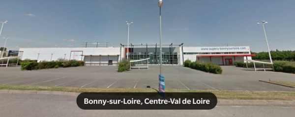 U location à Bonny sur Loire