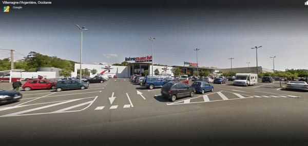Intermarché Villemagne-l'Argentière