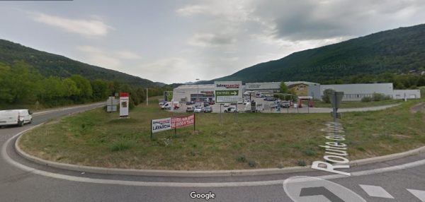 Location véhicules Intermarché Lavancia Epercy
