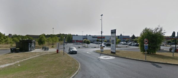 Location véhicules Intermarché Le Malesherbois