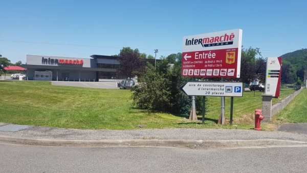 Intermarché Location Louvie-Juzon 64260