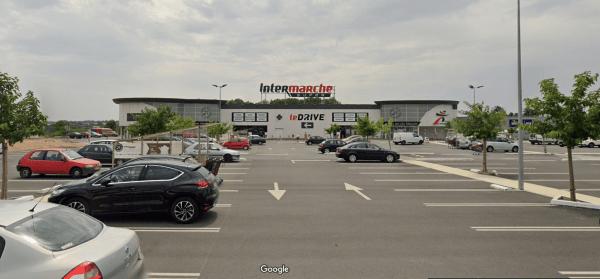 Intermarché location Beaupréau en Mauges