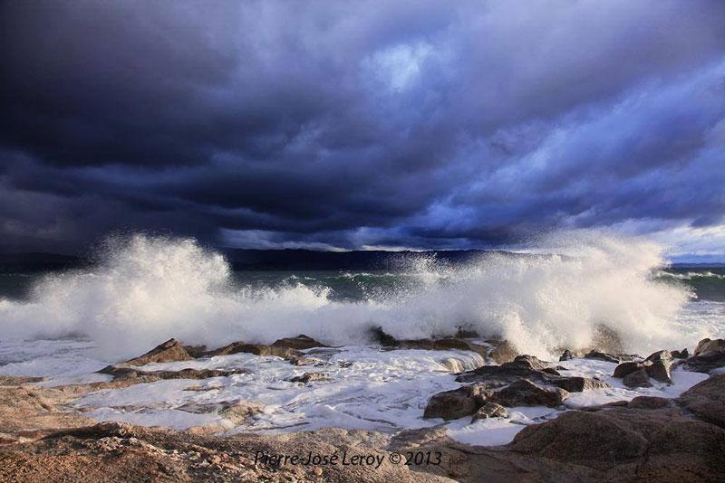 Vritable danger  partir visiter la Corse  La Corse