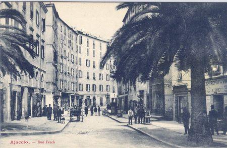 Quartier Le Borgo Et Son Muse Ajaccio La Corse