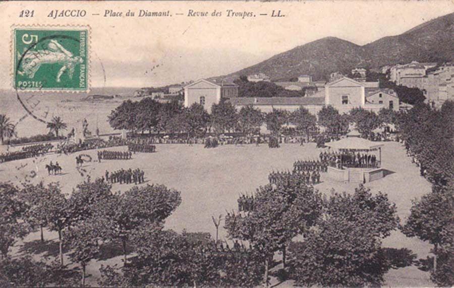 Le Quartier Diamant Ajaccio La Corse