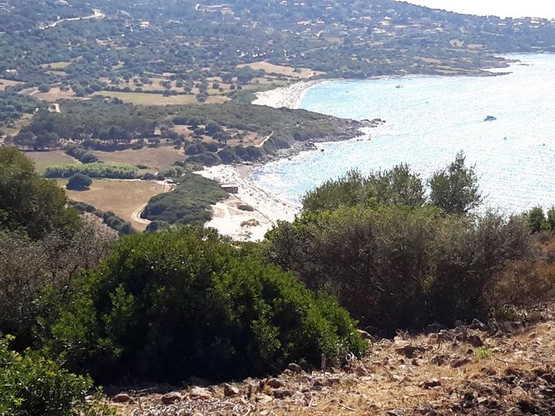 La Plage De Ghjunchitu Et La Plage De Bodri La Corse