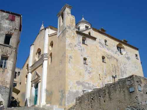 Eglise SainteMarieMajeure de Calvi  Calvi  Corse  HauteCorse
