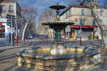 """fontaine """"verte"""" Pellenc"""