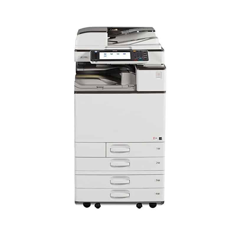 Ricoh MP6002 - Location photocopieur - noir et blanc