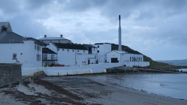 The Bowmore Distillery on Islay.