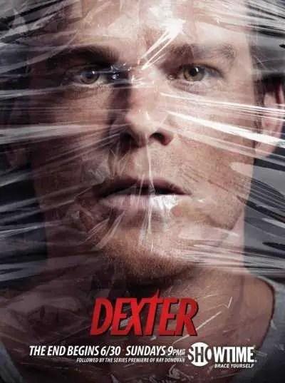 Dexter 8 locandina serie tv