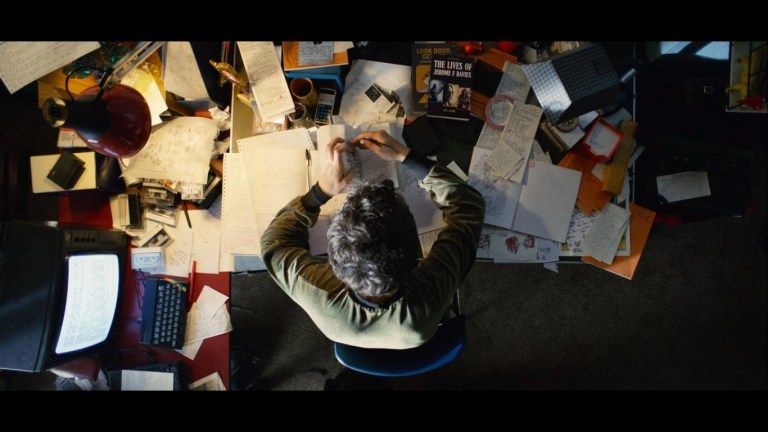 Fionn Whitehead in Black Mirror Bandersnatch (2018) creazione