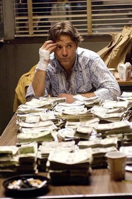 Russell Crowe in American Gangster (2007)