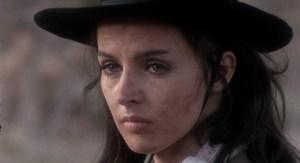 Millie Perkins in The Shooting (1966)