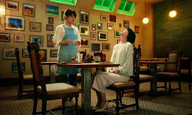 Cafe Funiculi Funicula recensione film
