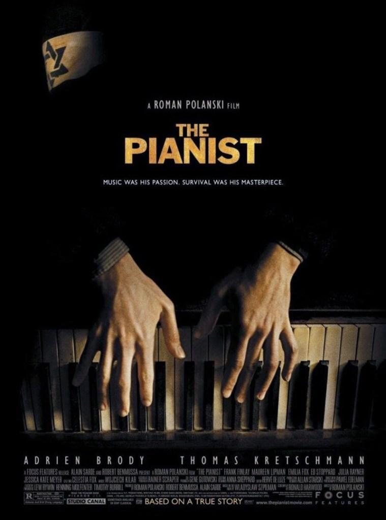 il pianista locandina film