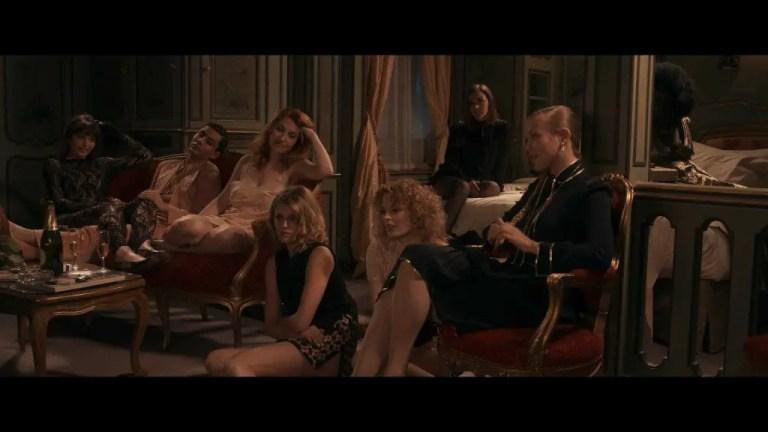 Madame Claude 2021 film netflix