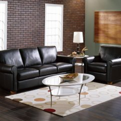 Living Rooms With Black Leather Sofas Purple And Grey Room Wallpaper Blue Paint Color Home Design Plan Decorating Awesome Idea Sofa Greenviral Burgundy
