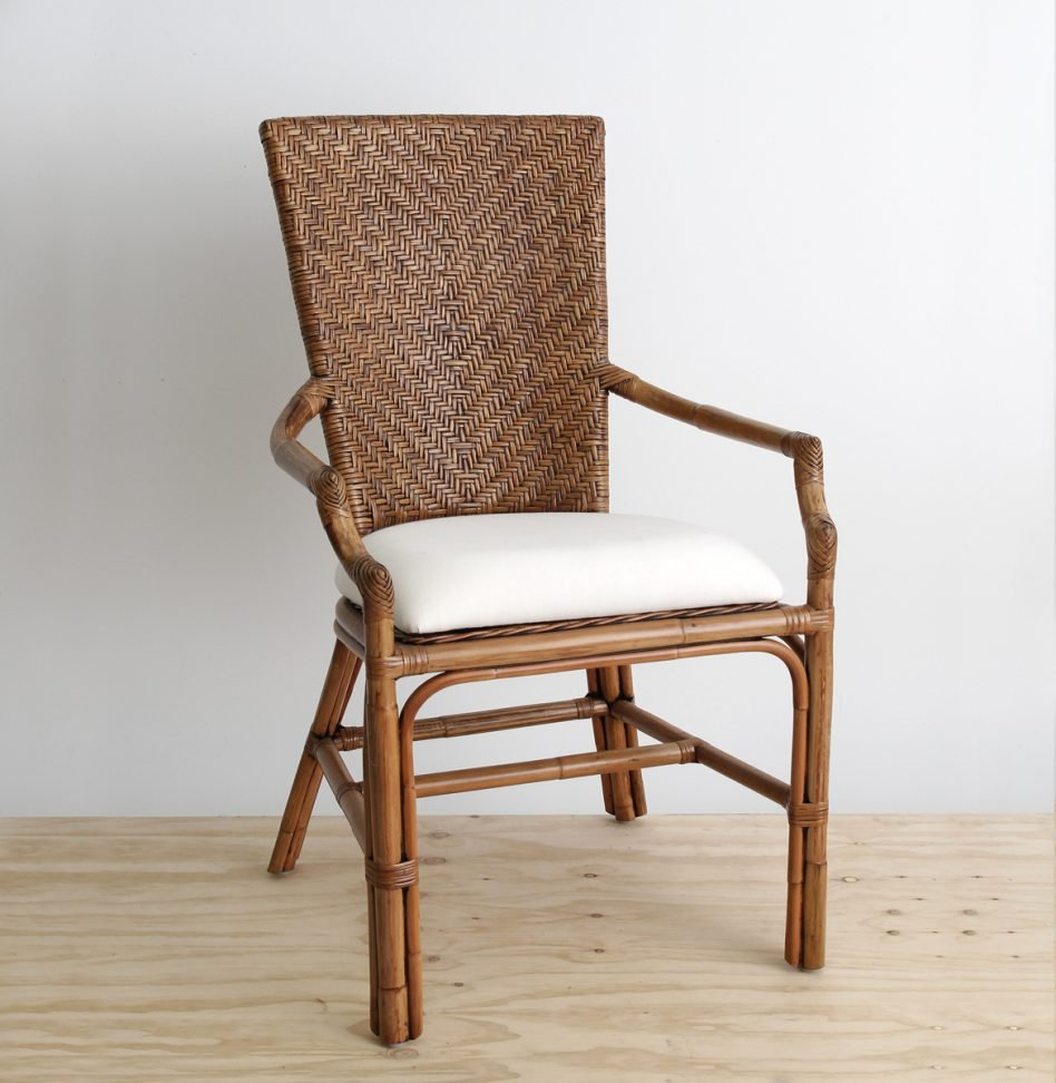 Furniture Dining Chair Rattan Chair Dining Room Cane How