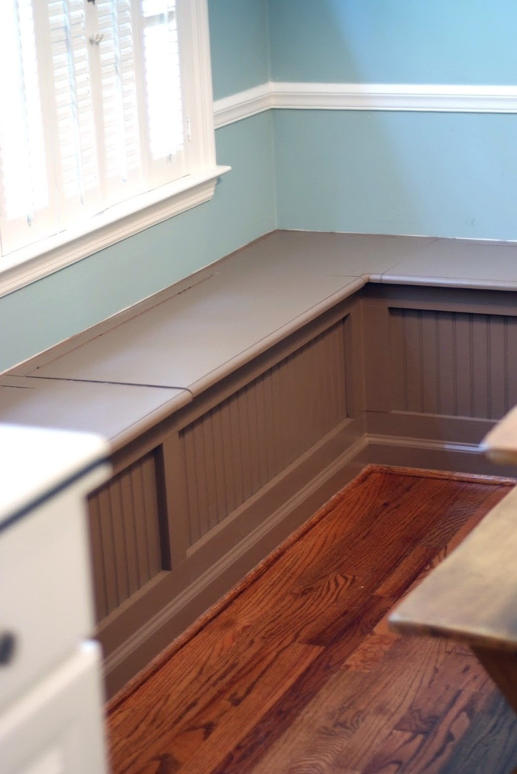 Breakfast Nook Bench Dimensions Loccie Better Homes