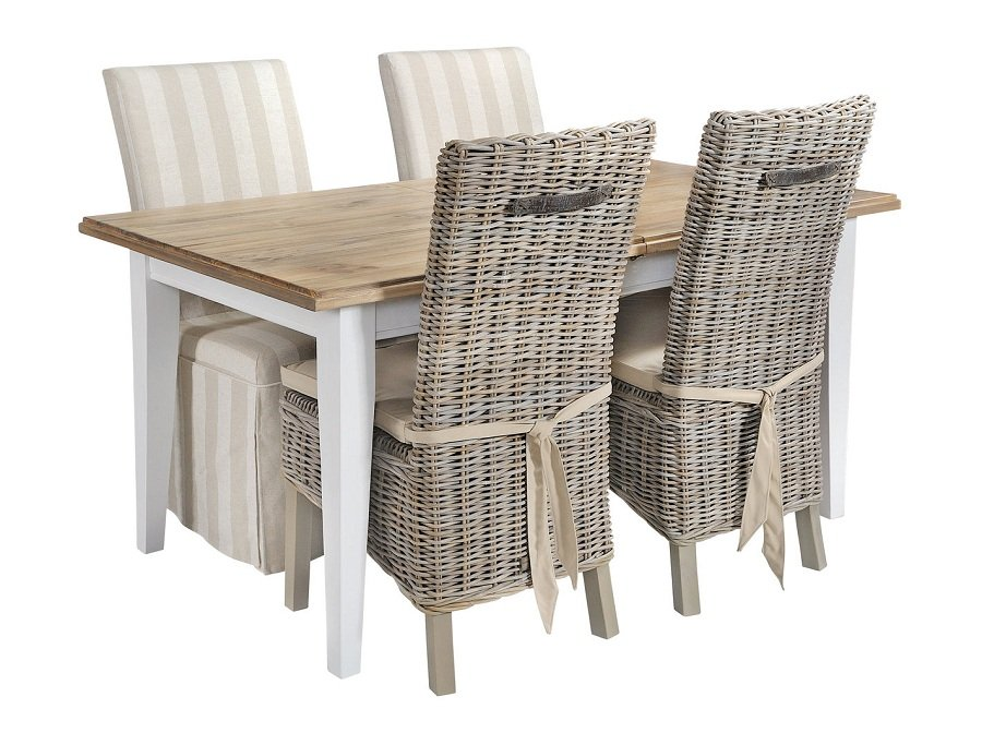 How To Repair Rattan Dining Chairs  Loccie Better Homes