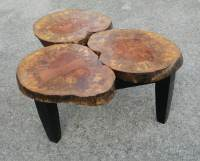 Tree Trunk Coffee Table With Glass Top  Loccie Better ...