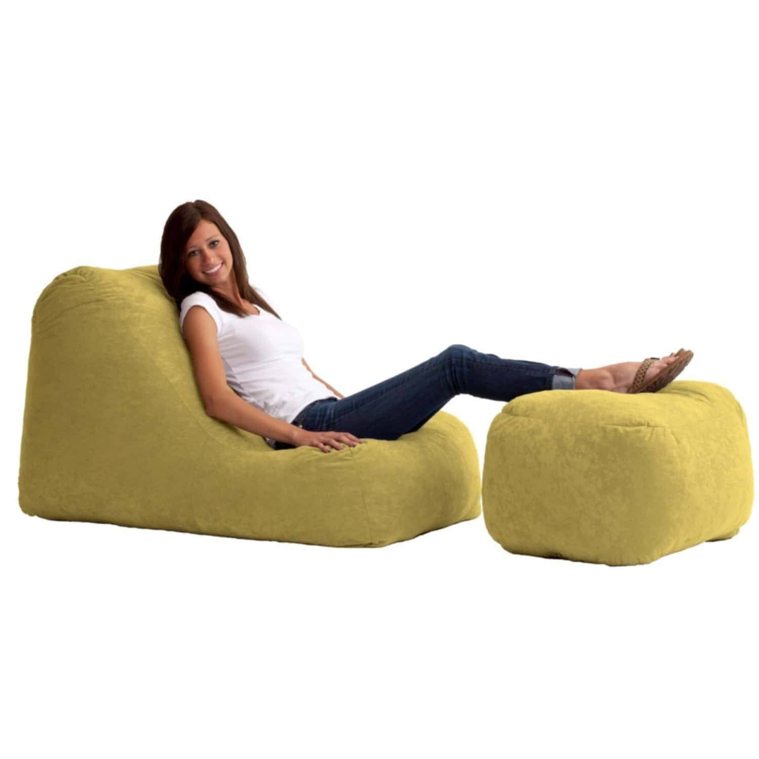 How To Make Classic Fuf Bean Bag  Loccie Better Homes