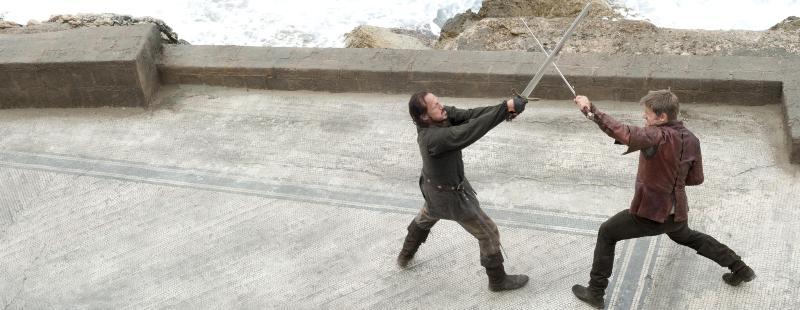 Bronn doesn't help Jaime