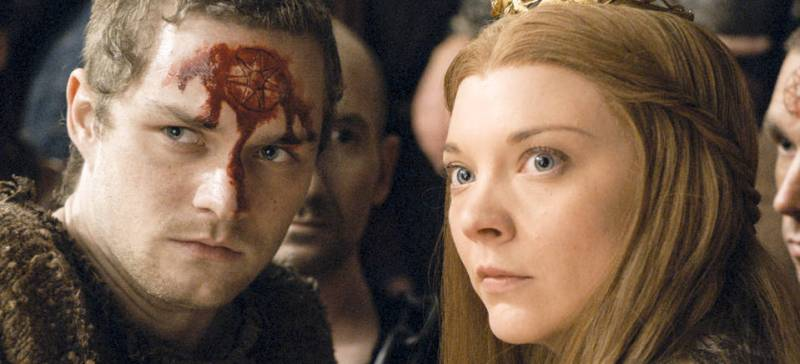 Margaery, Loras si Mace