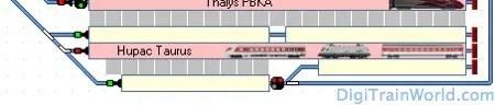 """Un train """"poussé"""" pourrait ne pas être détecté de façon optimale"""