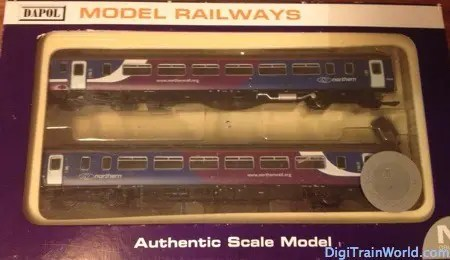 Dapol ND-112A - Northern Rail Class 156