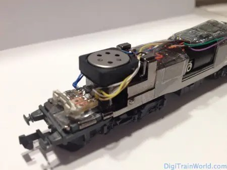 Hobbytrain Hupac Taurus & Hobbytrain Hupac Taurus & ESU Loksound Micro v4.0 DCC