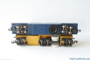 Tomix vs. LUX Modellbau N-scale cleaning cars
