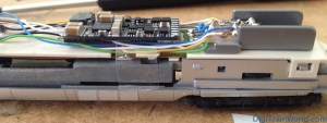 KATO 10704 - Flying Hamburger - ESU Loksound Micro v4.0 with Next18 interface