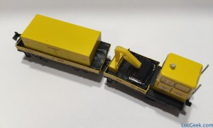 Hobbytrain H23552 - KLV 53 Wiebe with Next18 interface and sound