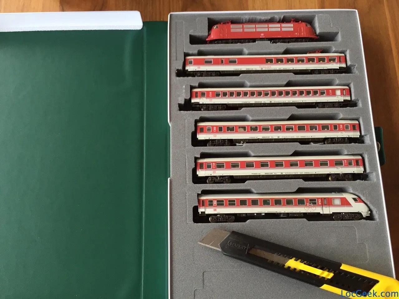 Stockage: les boîtes N de Kato