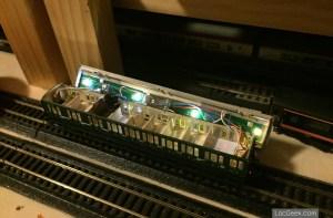 Digitalisation DCC Arnold ES88 - Tests